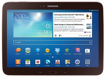 Samsung Galaxy Tab 3 10.1 16GB Gold-Brown (GT-P5210GNA) - ITMag