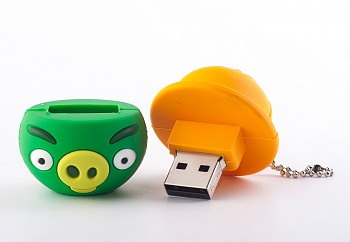 USB Flash Drive Angry Birds MD 580 - ITMag