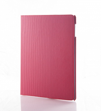 Чехол EGGO Smart Folio Series для iPad3/iPad2 (red)  - ITMag