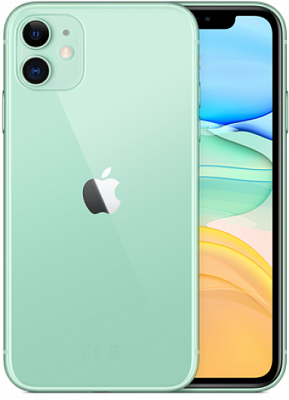 Apple iPhone 11 64GB Green (MWLD2) - ITMag