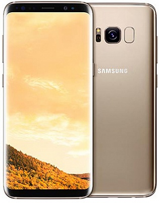 Samsung G955FD Galaxy S8+ (Maple Gold) - ITMag