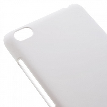 Чехол EGGO Rubberized Plastic для Xiaomi Redmi 3 (Белый/White) - ITMag