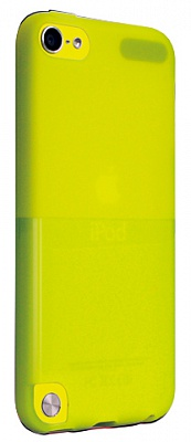 Чехол-накладка Ozaki O!coat Wardrobe Yellow for iPod touch 5G (OC610YL) - ITMag