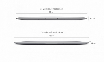 "Apple MacBook Air 13"" (Z0RJ00006) 2015 - ITMag"