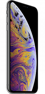 Apple iPhone XS Max Dual Sim 64GB Silver (MT722) - ITMag