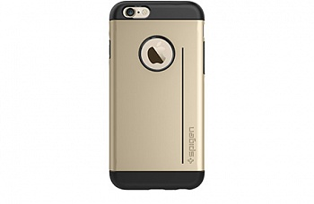 "Чехол SGP Case Slim Armor S Series Champagne Gold for iPhone 6/6S (4.7"") (SGP10961) - ITMag"