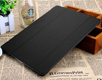 Чехол Samsung Ultra Slim Flip Book Cover Case для Galaxy Tab S 10.5 T800/T805 Black - ITMag