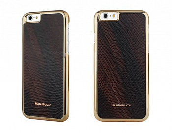 Чехол Bushbuck BARONAGE Special Edition Genuine Leather for iPhone 6/6S (Brown) - ITMag