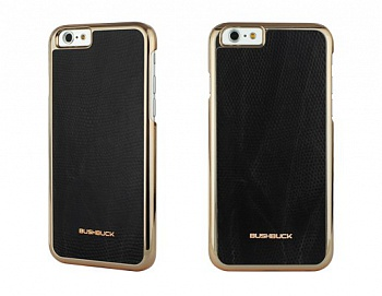 Чехол Bushbuck BARONAGE Special Edition Genuine Leather for iPhone 6/6S (Grey) - ITMag