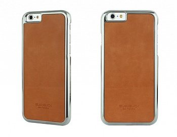 Чехол Bushbuck BARONAGE Classical Edition Genuine Leather for iPhone 6/6S (Brown) - ITMag
