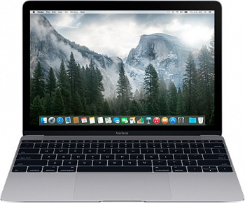 "Apple MacBook 12"" Space Gray (MJY32) 2015 UA UCRF - ITMag"