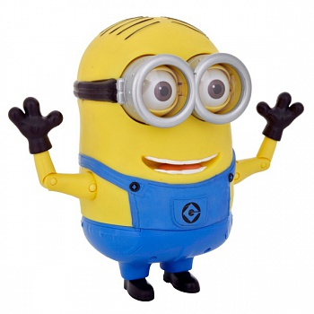 Интерактивная игрушка Despicable Me 2 8-inch Dancing Minion - Dave - ITMag