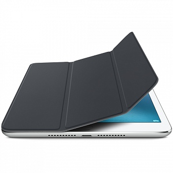 Apple iPad mini 4 Smart Cover - Charcoal Gray MKLV2 - ITMag