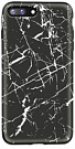 "TPU чехол Rock Origin Series (Textured marble) для Apple iPhone 7 plus / 8 plus (5.5"") (Черный / Black marble) - ITMag"