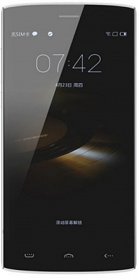 DOOGEE HomTom HT7 PRO (Silver) - ITMag