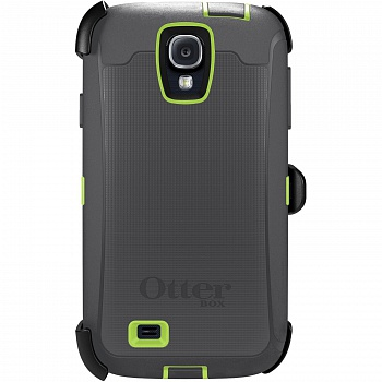Чехол OtterBox 77-27752 Defender Series Case for Samsung Galaxy S4 - Key Lime - ITMag