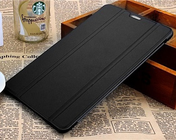 Чехол Samsung Ultra Slim Flip Book Cover Case для Galaxy Tab S 8.4 T700/T705 Black - ITMag