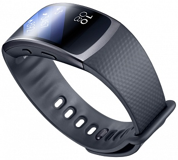 Samsung Gear Fit 2 (Black) - ITMag