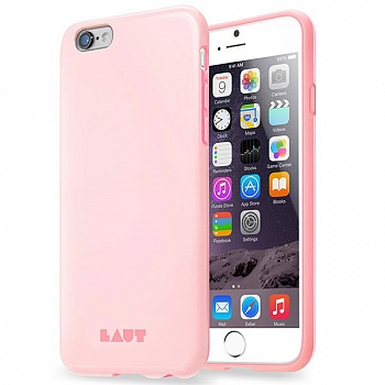 Чехол LAUT Pastels для iPhone 6/6S - Pink (LAUT_IP6_HXP_P) - ITMag