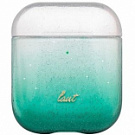 Чехол LAUT OMBRE SPARKLE for AirPods Mint (L_AP_OS_MT) - ITMag