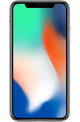 Apple iPhone X 256GB Silver Б/У (Grade A) - ITMag