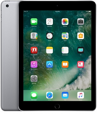 Apple iPad Wi-Fi 128GB Space Gray (MP2H2) - ITMag