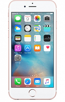 Apple iPhone 6S 64GB Rose Gold UA UCRF - ITMag