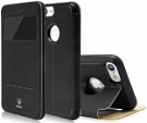 Чехол Baseus Simple Series Leather Case iPhone 7 Black (LTAPIPH7-SM01) - ITMag