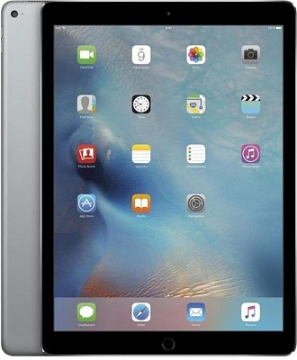 Apple iPad Pro 12.9 Wi-Fi 32GB Space Gray (ML0F2) UA UCRF - ITMag