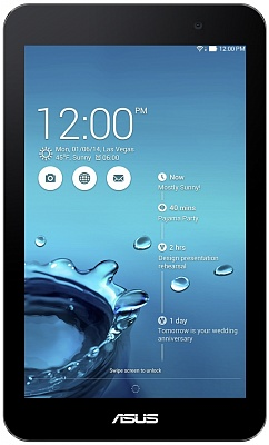 ASUS MeMO Pad 8 (ME181C-A1-BL) 16GB Light Blue - ITMag