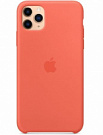 Apple iPhone 11 Pro Max Silicone Case - Clementine/Orange (MX022) Copy - ITMag