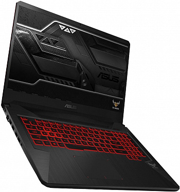 ASUS TUF Gaming FX705GD Black (FX705GD-EW091) - ITMag