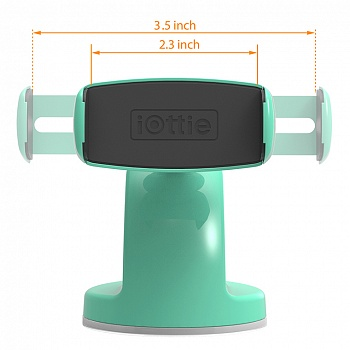 iOttie Easy View 2 Universal Car Mount Mint (HLCRIO115MI) - ITMag