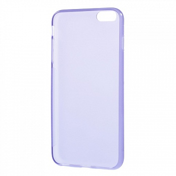 Антискользящий TPU чехол EGGO для iPhone 6 Plus/6S Plus - Light Purple - ITMag