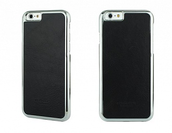 Чехол Bushbuck BARONAGE Classical Edition Genuine Leather for iPhone 6/6S (Black) - ITMag