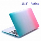 Пластиковая накладка EGGO для Apple Macbook Pro Retina 13.3 (Gradient Rainbow) - ITMag
