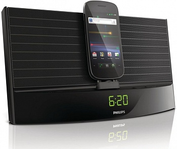 Philips AS140/37 Fidelio Docking System for Android - ITMag