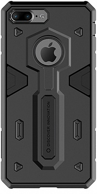 "TPU+PC чехол Nillkin Defender 2 для Apple iPhone 7 plus (5.5"") (Черный) - ITMag"