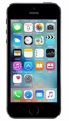Apple iPhone SE 16GB Space Gray (Factory Refurbished) - ITMag