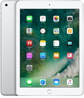 Apple iPad Wi-Fi 128GB Silver (MP2J2) - ITMag