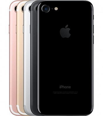 Apple iPhone 7 256GB Black - ITMag