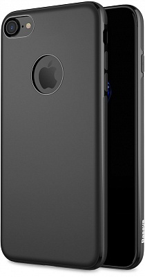 Чехол Baseus Mystery Case For iPhone 7 Black (ARAPIPH7-YM01) - ITMag