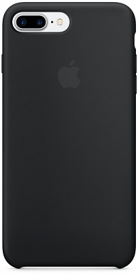 Apple iPhone 7 Plus Silicone Case - Black MMQR2 - ITMag