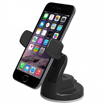 iOttie Easy View 2 Universal Car Mount Black (HLCRIO115) - ITMag