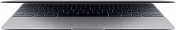 "Apple MacBook 12"" Space Gray MLH82 2016 UA UCRF - ITMag"
