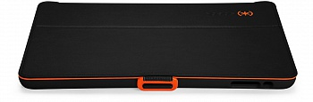 Чехол Speck Products SPK-A2279 iPad Air StyleFolio Case with Stand - Black/Poppy Red - ITMag
