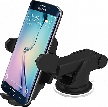 iOttie Easy One Touch Wireless Qi Standard Car Mount Charger (HLCRIO132) - ITMag