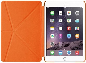 LAUT Origami Trifolio for iPad mini 4 Orange (LAUT_IPM4_TF_O) - ITMag