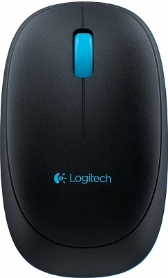 Logitech Wireless Combo MK240 Black (920-005790) - ITMag