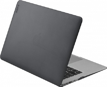 "Чехол LAUT HUEX Cases для MacBook Air 13"" - Black (LAUT_MA13_HX_BK) - ITMag"